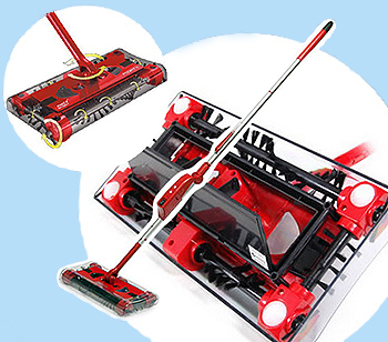 Электровеник Swivel Sweeper G3 Инструкция
