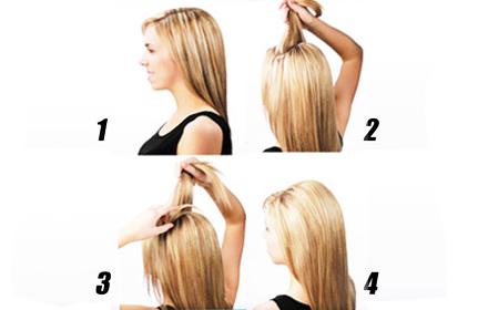 Придать волосам объём
