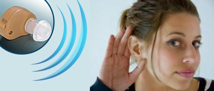 усилитель звука для ушей