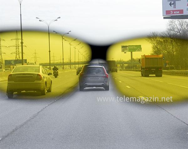 Очки солнцезащитные для водителей: преимущества