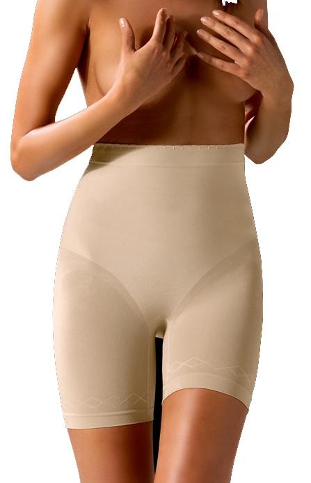 Утягивающие шорты с высокой талией Control Body gold