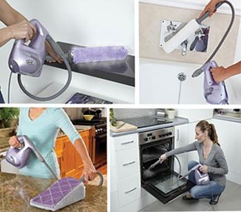 Ручной пароочиститель: преимущества