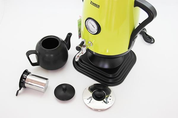 Чайник-самовар электрический: яркие преимущества