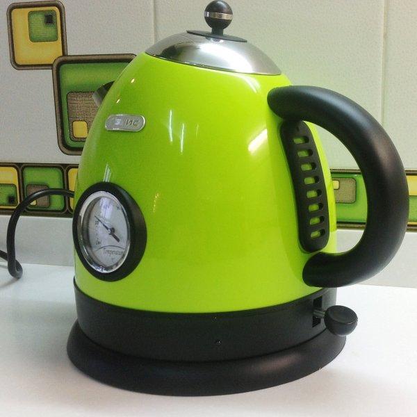 Какой корпус эл чайника лучше для здоровья