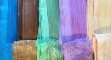 Наличие цветов антимоскитной сетки