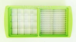 Овощерезка Найсер Дайсер Плюс: для нарезания мелкими кубиками и соломкой