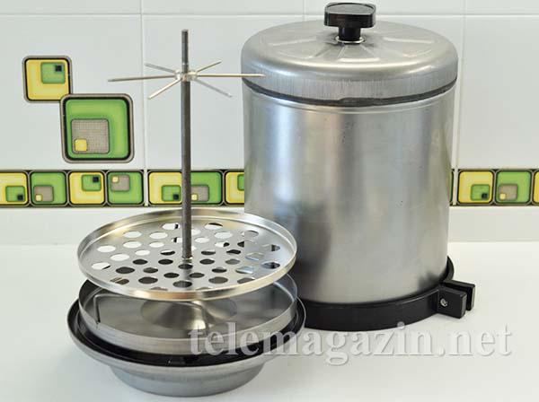 Домашняя коптильня горячего копчения купить москва мини пивоварни 100 л
