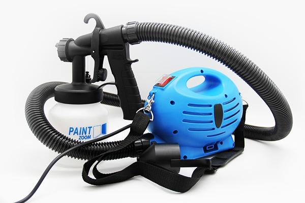Краскораспылитель Paint Zoom (пейнт зум): техническая характеристика
