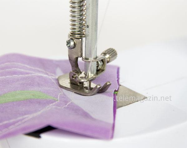 Мини швейная машинка: описание