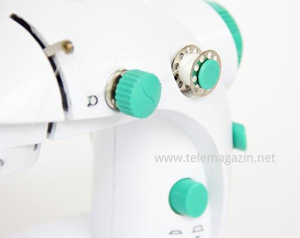 Как пользоваться мини швейной машинкой