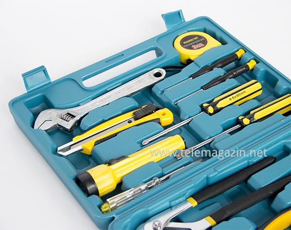 Преимущества набора 21 инструментов для дома