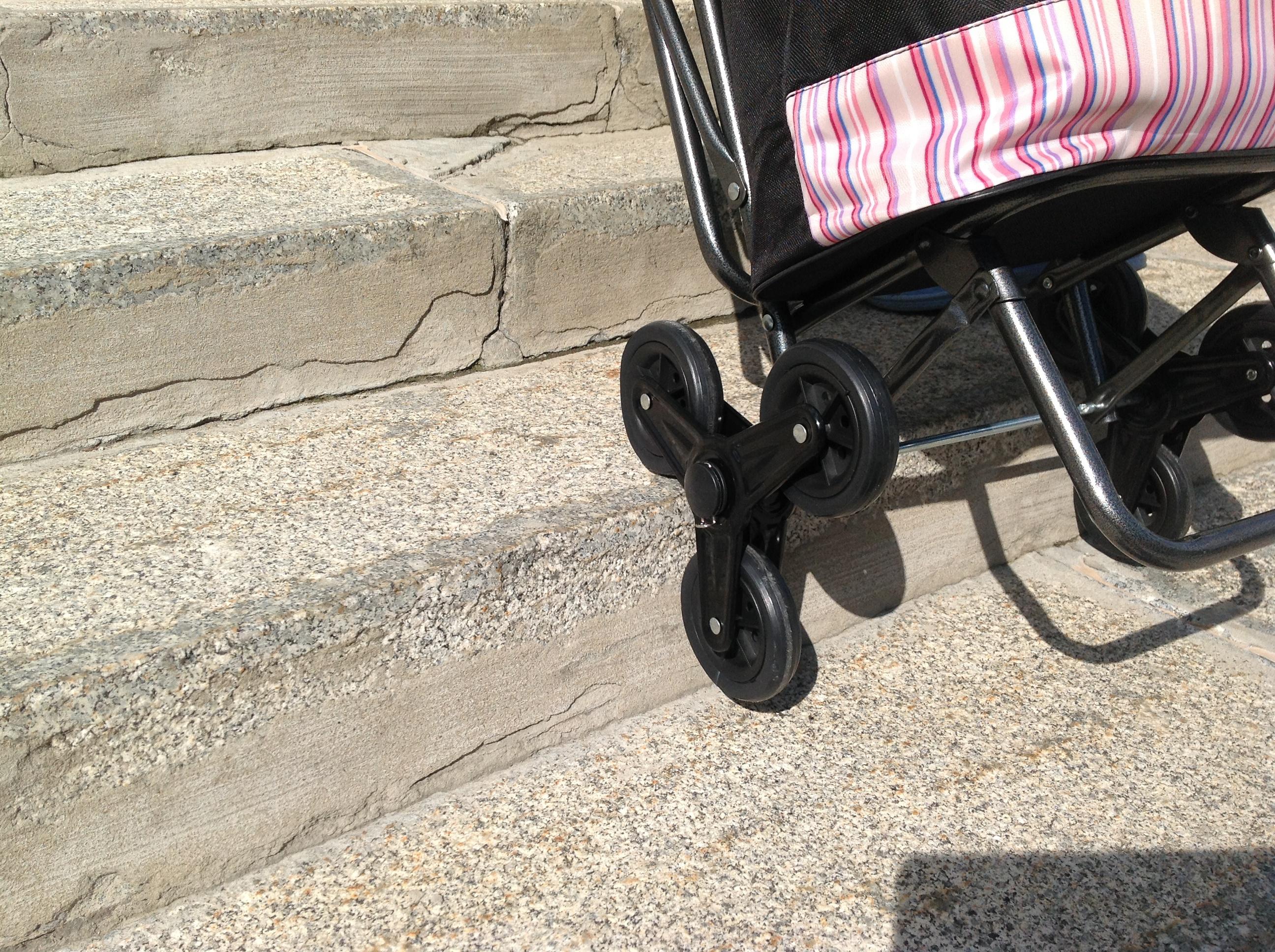 сумка на колесиках хозяйственная