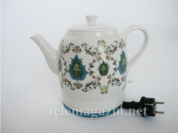 Керамический электрический чайник ЕТ-201: характеристики